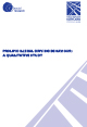 Prolific Illegal Driving Behaviour: A Qualitative Study (2013)