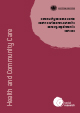 Review of Community Care and Mental Health Services for People with Sensory Impairment in Scotland (2006)